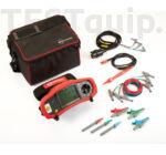 Amprobe ProInstall 100 KIT3 univerzális érintésvédelmi műszer + EV-520-D KIT