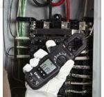 Flir CM44 400A AC True RMS digitális lakatfogó