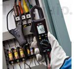 Flir CM74 600A AC/DC True RMS digitális lakatfogó
