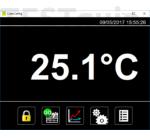 Calex PyroUSB  PC konfigurálható infravörös hőmérséklet érzékelők 4-20 mA kimenettel