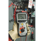 Megger MIT420/2 szigetelési ellenállásmérő és folytonosság vizsgáló