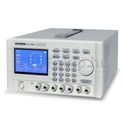 GOODWILL PST-3202 / PST-3201 Programozható lineáris DC tápegységek