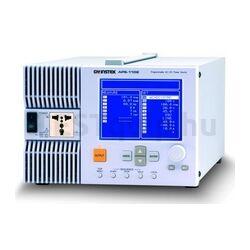 GOODWILL APS-1102 Programozható AC/DC tápegység és teljesítménygenerátor