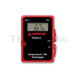 Amprobe TR200-A hőmérséklet és páratartalommérő