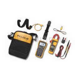 Fluke mérőműszer készlet 116 multiméter, 323 lakatfogó  HVAC Combo Kit
