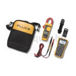 Fluke mérőműszer készlet 117 multiméter, 323 lakatfogó Electricians Multimeter Combo Kit
