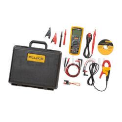 Fluke mérőműszer készlet 1587 szigetelési ellenállásmérő multiméter, i400 lakatfogó FC Kit