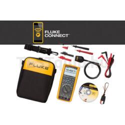 Fluke mérőműszer készlet 287/289 multiméter, ir3000FC csatlakozóval FlukeView® Forms Combo Kit
