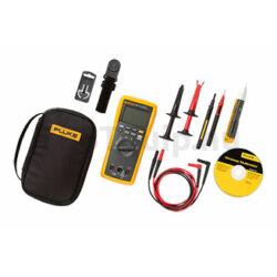 Fluke 3000 FC  Vezeték nélküli multiméter, 1AC2  Érintés feszültség detektor Combo Kit