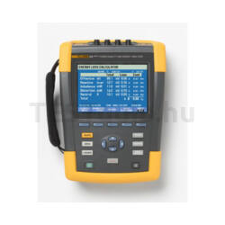 Fluke 434 II / 435 II/ 437 II 3-fázisú villamos hálózat analizátor