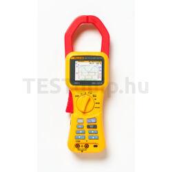 Fluke 345 - 1400A AC és 2000A DC hálózat analizáló lakatfogó
