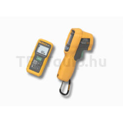 Fluke 414D/62MAX+ Kit lézeres távolságmérő és infrahőmérő készletben