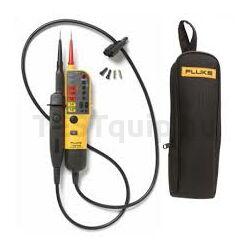 Fluke T110+C150 feszültségteszter és hordtáska