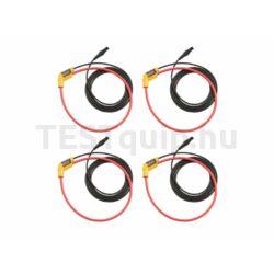 Fluke i17XX-FLEX6KIP/4PK áramváltó lakatfogó adapter 6000A, 90 cm, IP65, 4 db