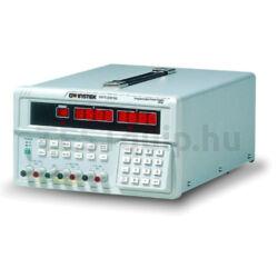 GOODWILL PPE-3323 / PPT-1830 / PPT-3615 Programozható lineáris DC tápegységek