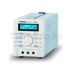GOODWILL PSS-2005 / PSS-3203 Programozható lineáris DC tápegységek