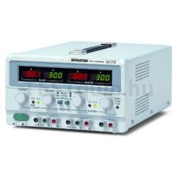GOODWILL GPC-1850D / 3030D / 3060D / 3030DQ többcsatornás lineáris DC tápegységek