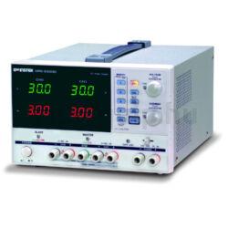 GOODWILL GPD-3303S / GPD-3303D Programozható többcsatornás lineáris DC tápegységek