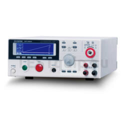 GOODWILL GPT-9904/ 9903/ 9902A/ 9901A Átütésvizsgáló/ szigetelési ellenállásmérő / védőcsatl. tesztelő