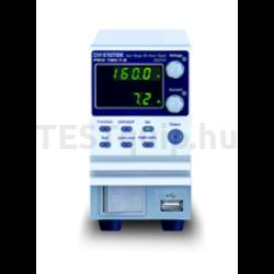 GW Instek PSW 800-2.88 800V-2.88A, 1 csatornás, programozható kapcsoló üzemű tápegység