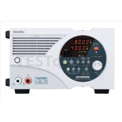 GW Instek PSB-2400L2 2x80V-2x40A, 2 csatornás, programozható kapcsoló üzemű tápegység