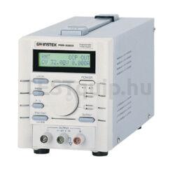 GW Instek PSS-3203 32V-3A, 1 csatornás, programozható trafós tápegység