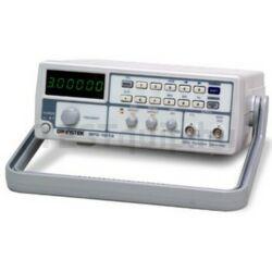 GW Instek SFG-1013 3MHz, DDS jelalak generátor feszültség kijelzéssel