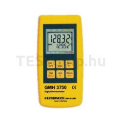 Greisinger GMH 3710 Hőmérsékletmérő