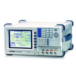 GOODWILL LCR-8101G / 8105G / 8110G nagypontosságú LCR mérők