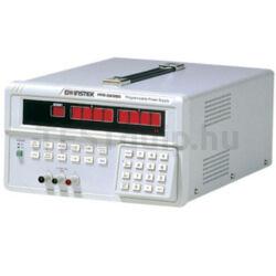 GOODWILL PPS-3635 Programozható lineáris DC tápegység