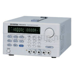 GOODWILL PSM-2010 / PSM-3004 / PSM-6003 Programozható, kettős tartományú DC tápegységek