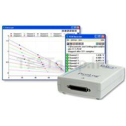 PicoLog 1012+TB PC-s adatgyűjtő + TB, 12CH, 10bit
