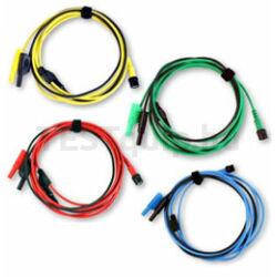 Pico PP941 Prémium mérővezeték készlet, BNC-4mm, 5m