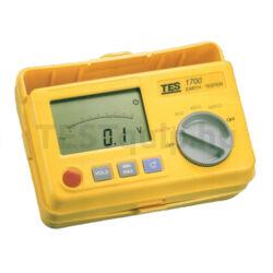 TES-1700 Földelési ellenállás-mérő- MEGSZÜNT
