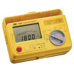TES-1800 Hurokellenállás-mérő / PSC teszter- MEGSZÜNT