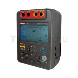 UNI-T UT513 szigetelési ellenállásmérő