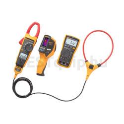 Fluke mérőműszer készlet VT04 infrahőmérő, 376 lakatfogó, 117 digitális multiméter Electrical Combo Kid