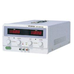 GW Instek GPR-6030D 60V-3A, 1 csatornás, trafós tápegység