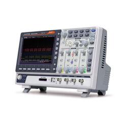 GW Instek MSO-2202E 200MHz, 2CH digitális oszcilloszkóp, 16CH logikai analizátor