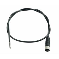 Extech HDV-4CAM-5FMMérőfej, üvegszál, 4mm, 5m, makro optika