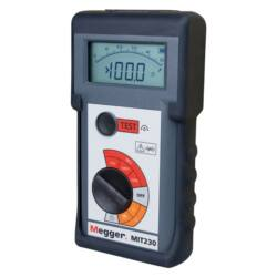 Megger MIT230HD-EN szigetelés és folytonosságvizsgáló 1000V