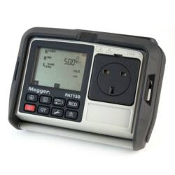 Megger PAT150 hordozhato-készülék vizsgáló műszer, PAT teszter