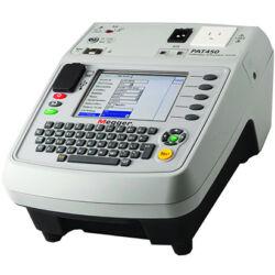 Megger PAT450 hordozható-készülék vizsgáló műszer, PAT teszter