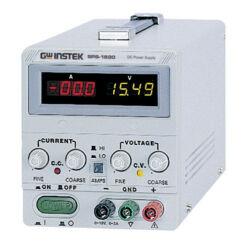 GW Instek SPS-1820 18V-20A, 1 csatornás, kapcsoló üzemű tápegység