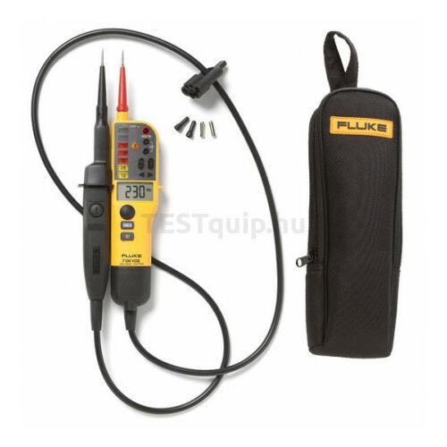 Fluke T150 + C150 feszültségteszter és hordtáska
