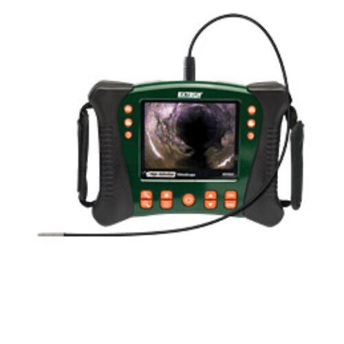 Extech HDV610 Videóendoszkóp készlet 5.5mm rugalmas mérőfejjel