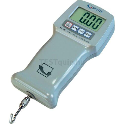 Sauter FK50 Digitális erőmérő, 50N