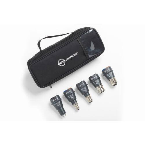Amprobe ADPTR-KIT1-EUR lámpa foglalat adapter teszter készlet