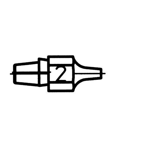 Weller DX 112forrasztócsúcs