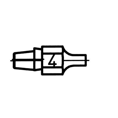 Weller DX 114forrasztócsúcs